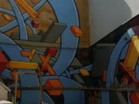 abstract streetart