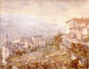 Paesaggio ligure, 1973