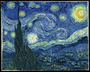 Gregoli VanGogh Starry Night