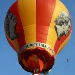 mongolfiera dei montgolfier