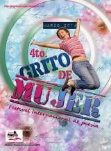 Poster Grito de Mujer 2014