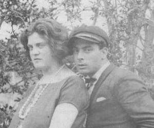 Elisa e Luigi Ballarin