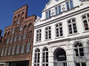 Il museo Buddenbrookhaus a Lubecca