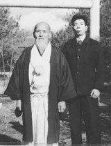 Il Fondatore Ueshiba Sensei