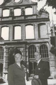 Mann a Lubecca nel 1953