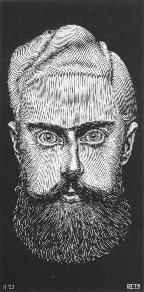 1923 ritratto