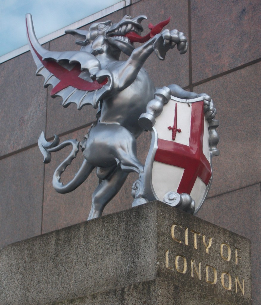 City of London's Dragon