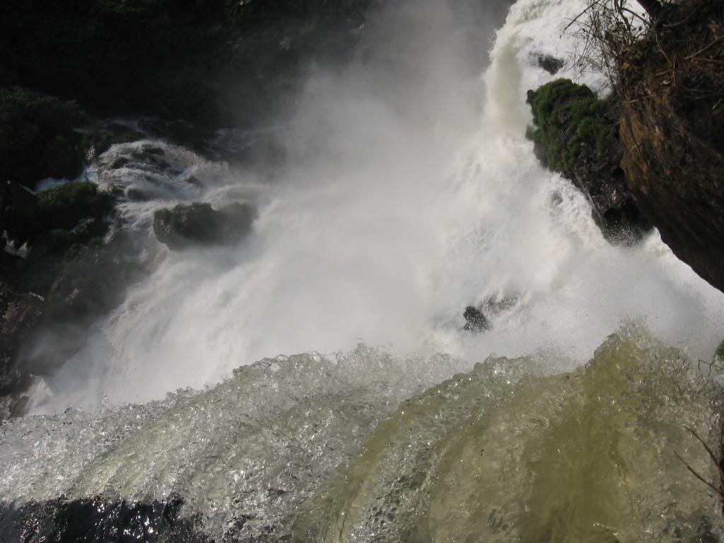 acqua che scorre