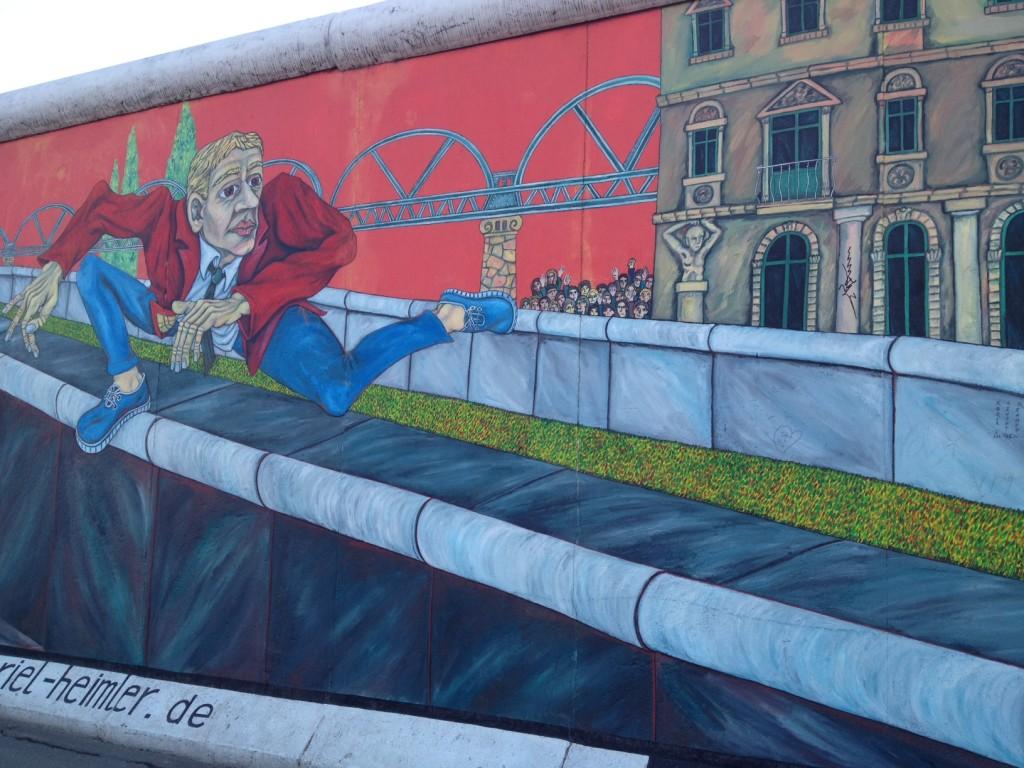 Berlino, Eastside Gallery
