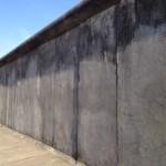 Il muro in Bernauerstraße