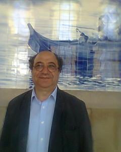 Tahar Bekri  photo Luisa Goncalves