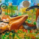 Dipinto di Franco Blandino