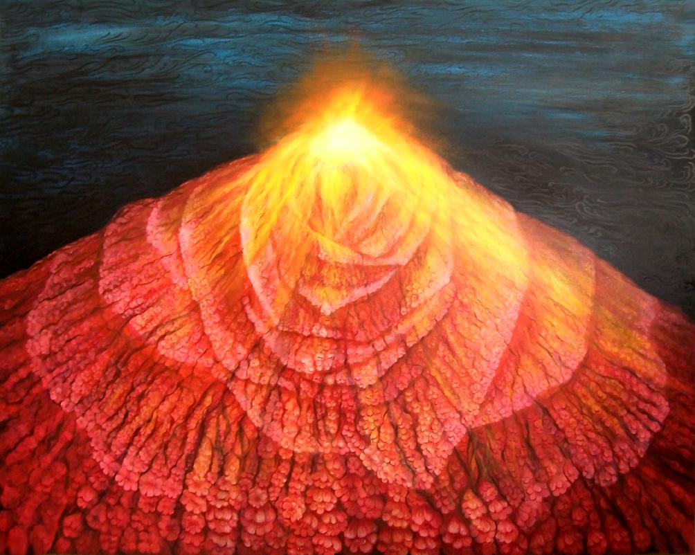 A Volcano of Grace