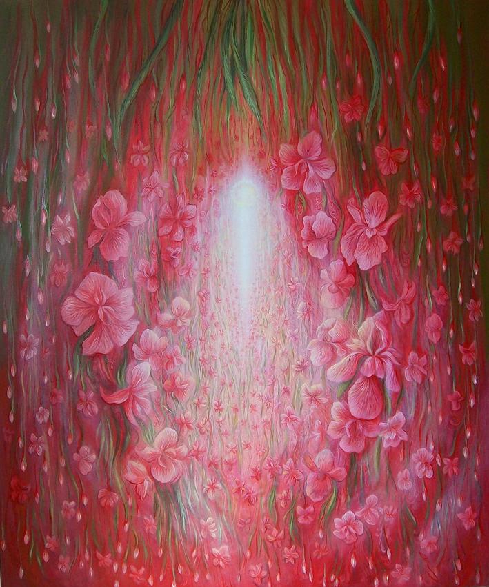 Pulses of Love (Internal World of  Goodness)