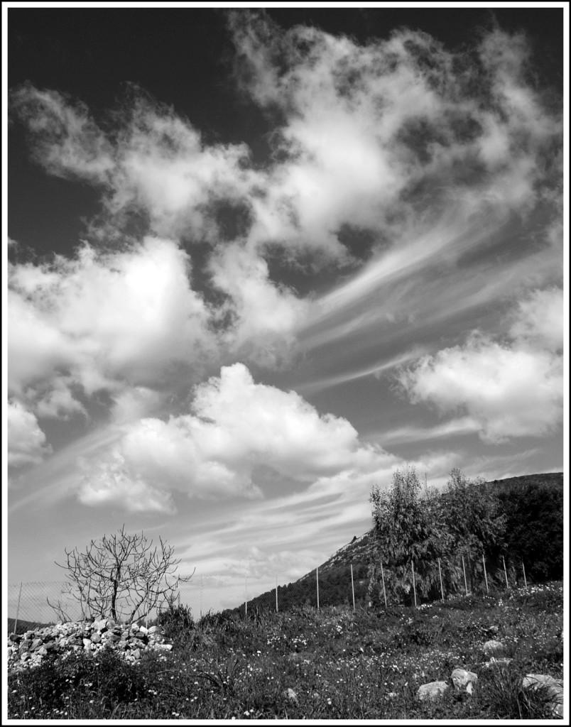 Nuvole bn