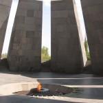 Memoriale del genocidio armeno a Yerevan