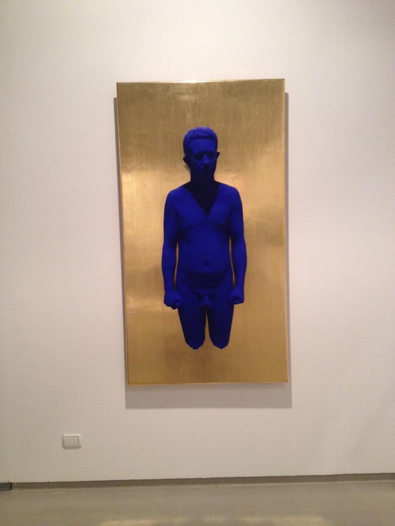 Klein, Portrait relief