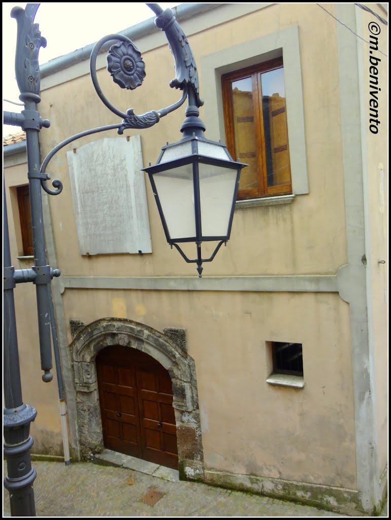 Castiglione del Genovesi (Casa natale di Antonio Genovesi)