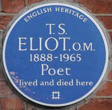 T_S_Eliot_3_Kensington_Court_Gardens_blue_plaque