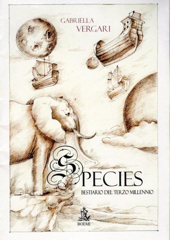 Vergari Species copertina