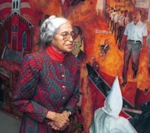 Rosa Parks DIECI