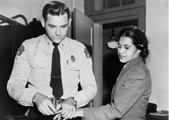 Rosa Parks tre