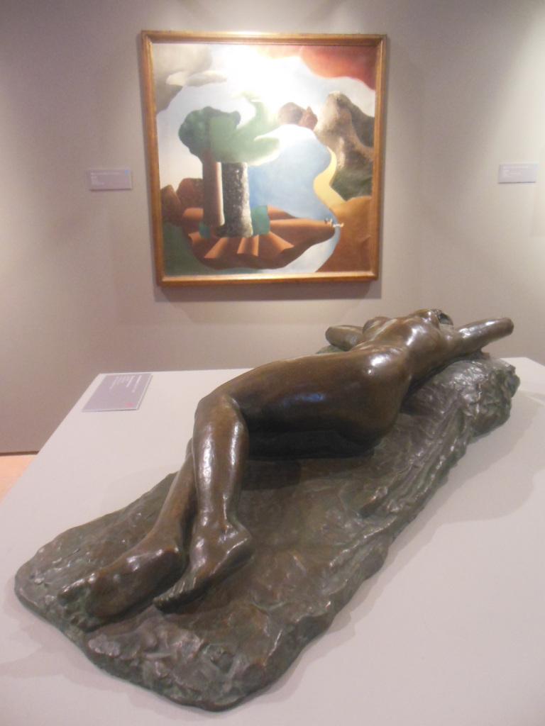 Rubino, Nudo; Fillia, Paesaggio