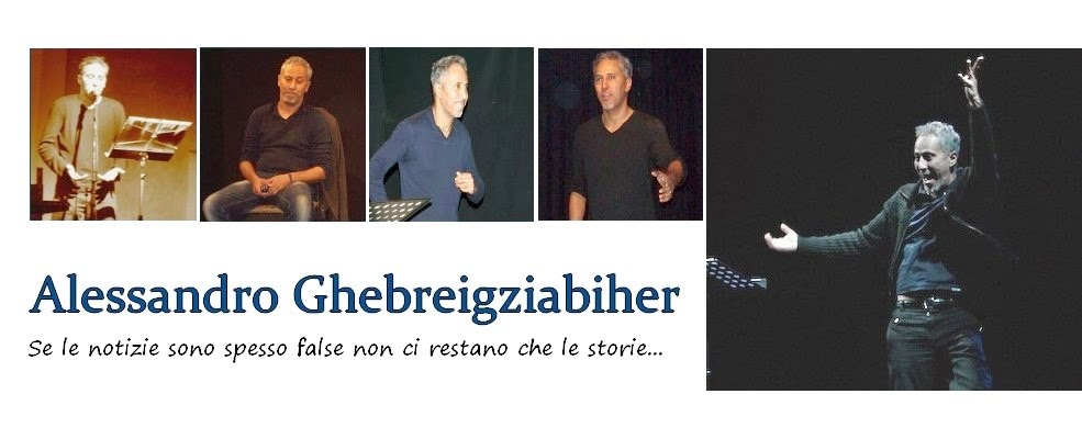 Alessandro Ghebreigziabiher foto immagini 3