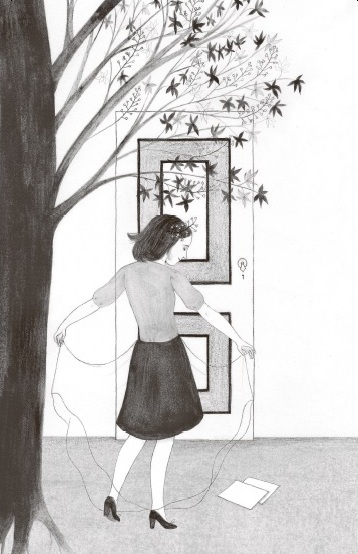 Arianna Floris ha illustrato il libro