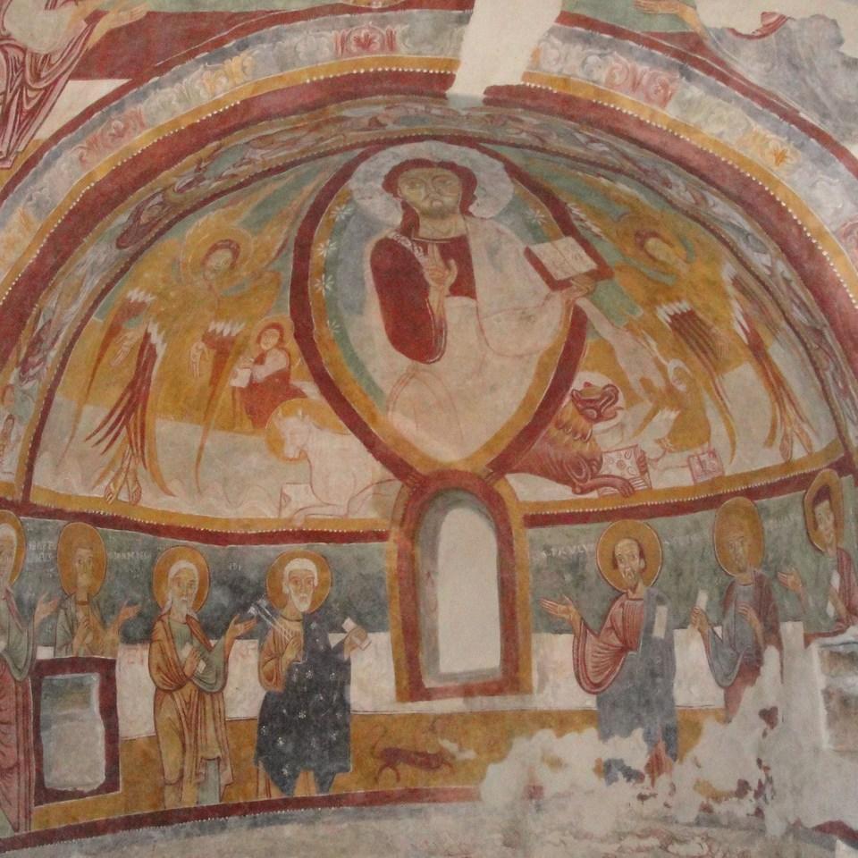 Catino_absidale cappella san maurizio roccaforte