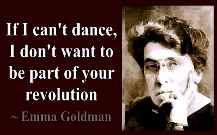 Emma Goldmans