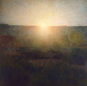 Pellizza, Il sole
