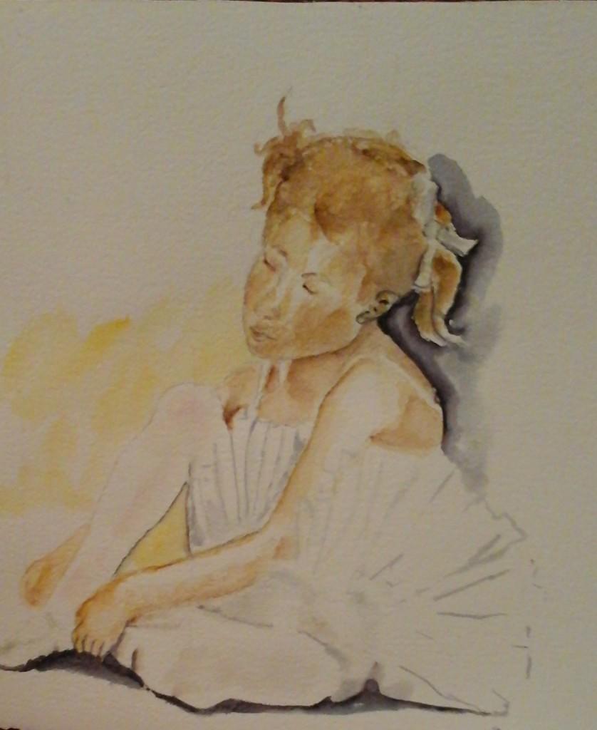 Catozzi bambina ballerina