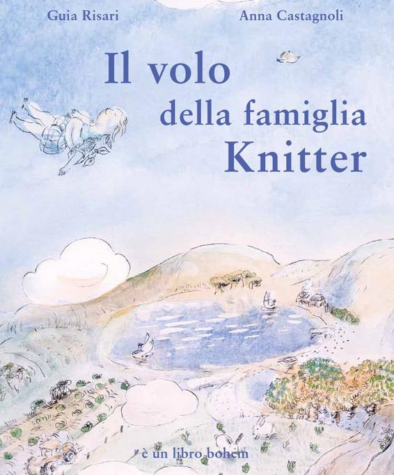 Il-volo-della-famiglia-Knitter_cover