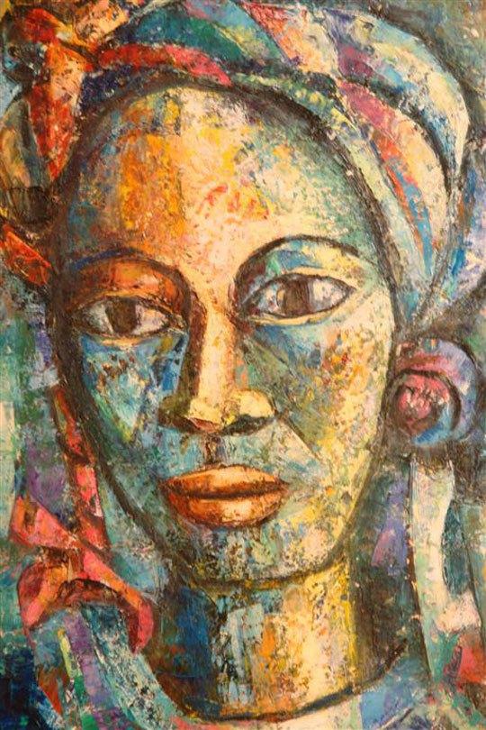 Arte congolese copertina