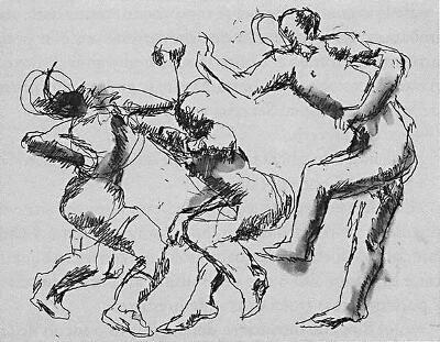 Dario Fo Il pugile danzante