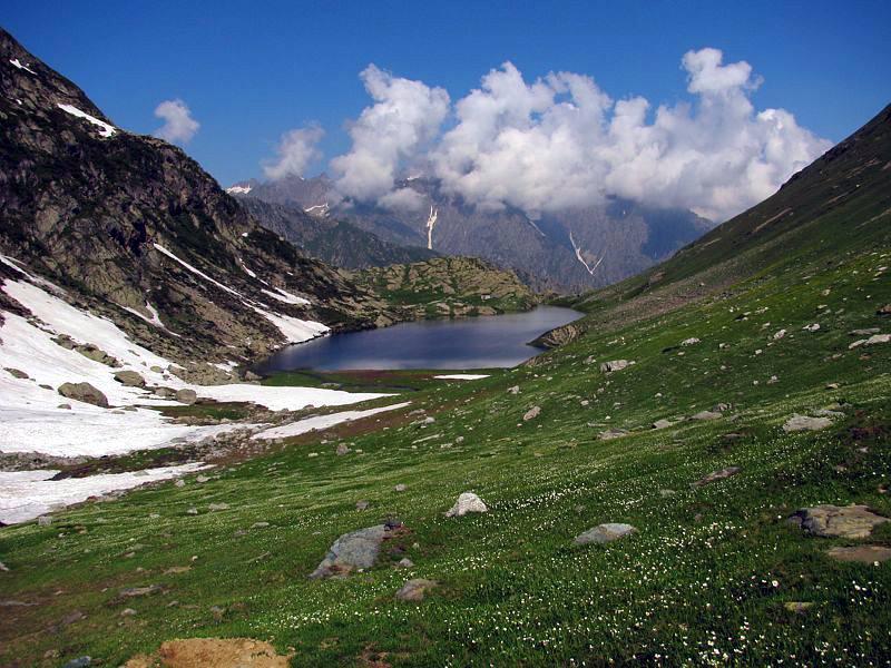Lago del Vei del Bouc