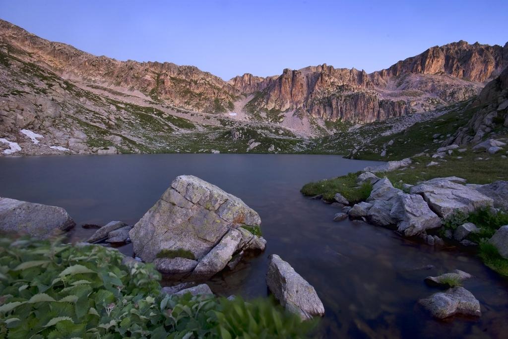 Lago di Fremamorta. Foto R. Malacrida