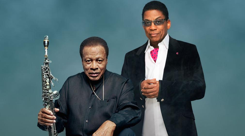 Wayne Shorter & Herbie Hancock