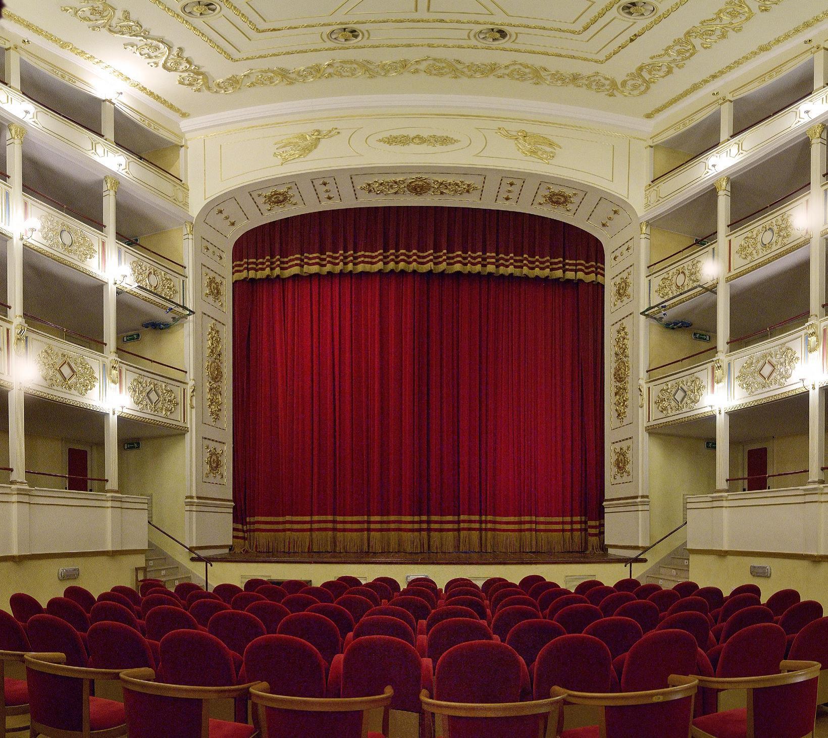 Teatro Trajetta foto Gaetano Lo Porto