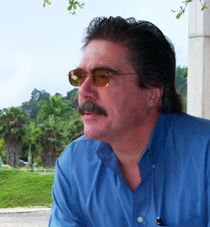Yo, en la Bolívar