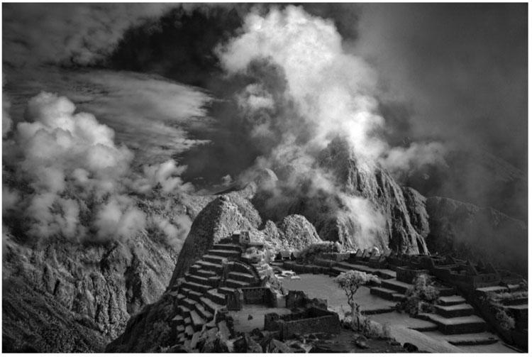 Mist Rising, Machu Picchu, 2013 - The Culturium