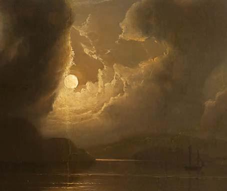 Knud Baade, Norvegia,1808-1879