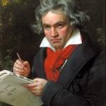 Beethoven foto per la nona