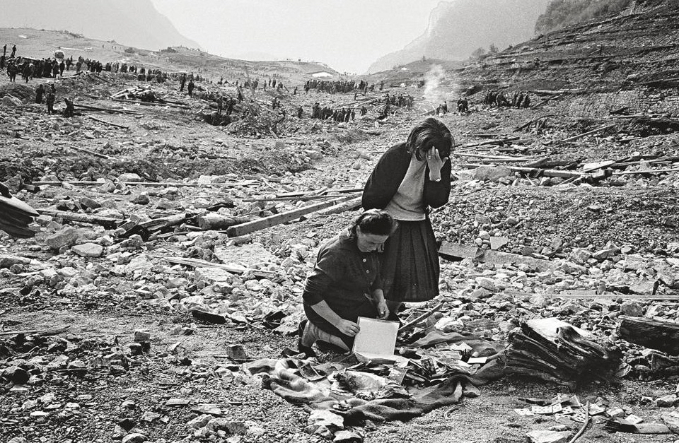 Longarone, Ottobre 1963