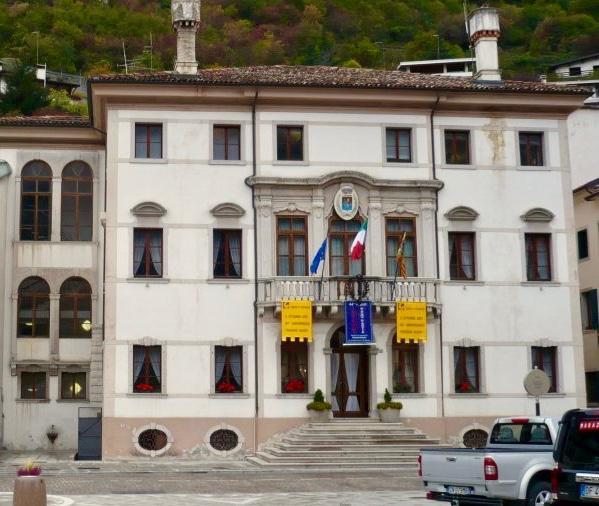 Nuovo municipio di Longarone