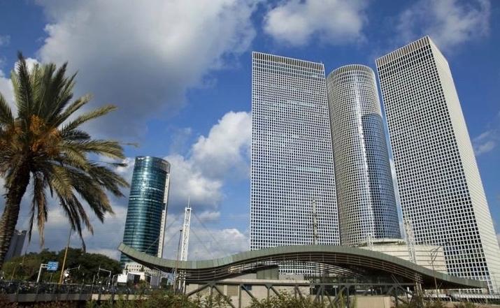 Grattacieli Tel Aviv