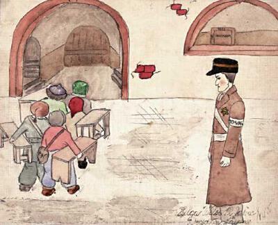 I bambini vanno a lezione, 1942