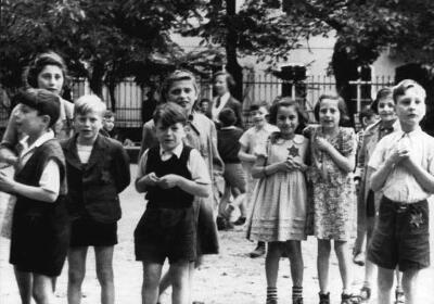 Lager di Terezín, anni 1941-1944