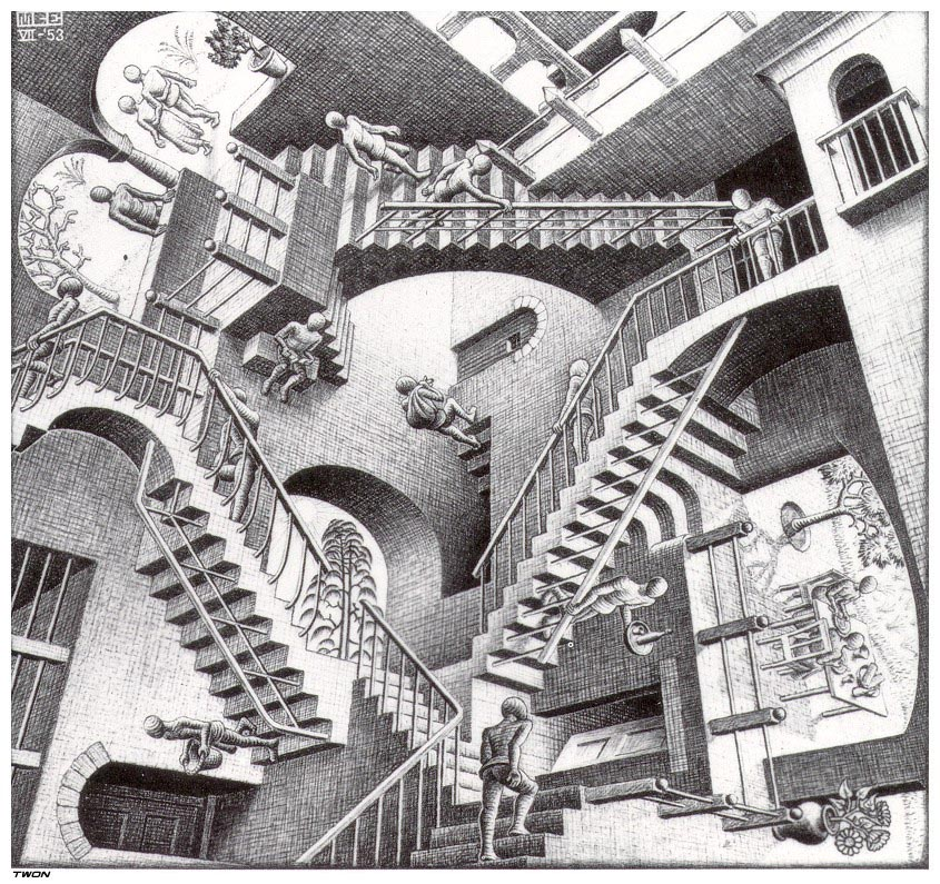 Relatività Escher